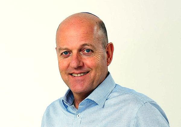 """פרופ' איל יניב, ראש מרכז בר אילן לערים חכמות ויו""""ר מחב''א. צילום: יח""""צ"""