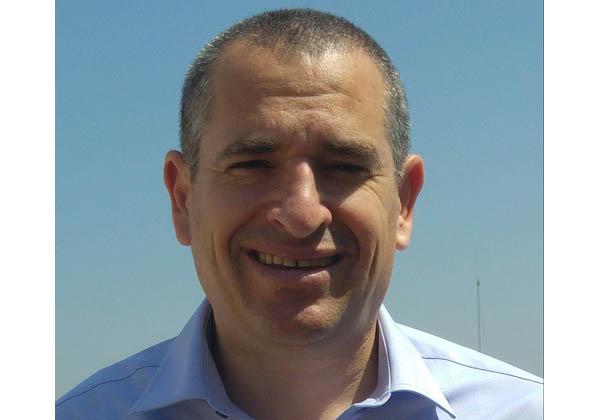 """אלון זילבר, ארכיטקט ראשי במלם תים. צילום: יח""""צ"""