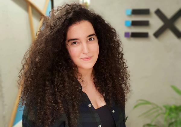 אליאור ציפור, מנהלת קריאייטיב ולקוחות אסטרטגיים בישראל וב-EMEA בחברת EX.CO. צילום: EX.CO