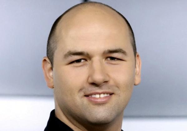 """אלכס טורובסקי, טכנולוג פתרונות לעולם הקליינט בדל טכנולוגיות. צילום: יח""""צ"""