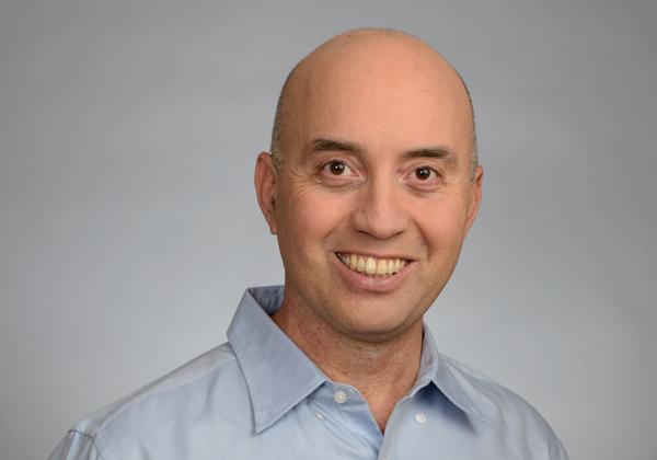 """ד""""ר יואב זייף, מנכ""""ל סטרטסיס. צילום: יח""""צ"""