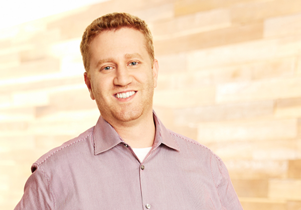 """יונתן סרוסי, מנהל מרכז הפיתוח של דרופבוקס בישראל. צילום: יח""""צ"""