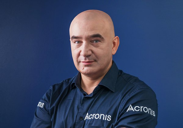 סרגיי בלאוסוב, מנכ״ל ומייסד אקרוניס. צילום: אקרוניס