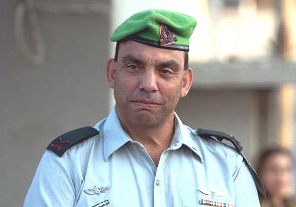 """תא""""ל ערן ניב, ראש חטיבת שילו''ח באגף התכנון שבצה''ל. צילום: דובר צה""""ל"""