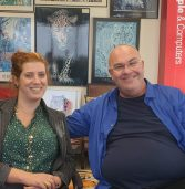 באו לבקר במאורת הנמר: מיי ברוקס-קמפלר ואורן ברט, הלנה