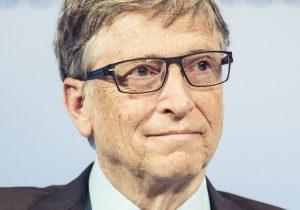המייסד המיתלוגי והיחד עד כה שאייש את שני התפקידים יחדיו. ביל גייטס. צילום: וויקיפדיה