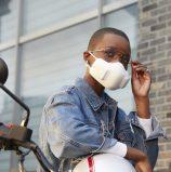גאדג'Time: טיהור אוויר אישי עם מסיכת הפנים של LG