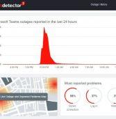 תקלה עולמית במיקרוסופט השפיעה על Teams, על Azure ושירותים אחרים