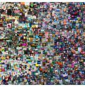 יצירה דיגיטלית של האמן המכונה ביפל נמכרה ב-69 מיליון דולר