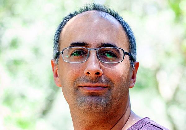 """שי קורנבלום, מנמ""""ר המועצה האזורית גליל עליון. צילום: יח""""צ"""