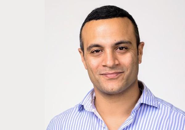 אלון אשתר, מהנדס מערכות בכיר בדל טכנולוגיות ישראל. צילום: ניב קנטור
