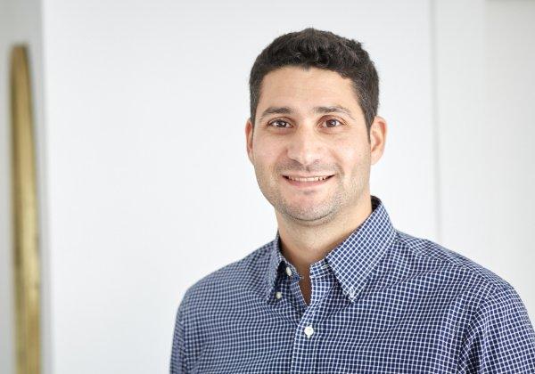 אלעד ארז, מנהל חדשנות ראשי באימפרבה. צילום: שרון הורוביץ