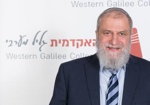 """ד''ר בועז כהן, ראש התוכנית ללימודי השואה, האקדמית גליל מערבי. צילום: יח""""צ"""