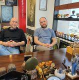 באו לבקר במאורת הנמר: איתי ואור ויינברגר, ברוט בראדרס
