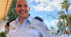 תת גונדר יקי זנו, ראש חטיבת הטכנולוגיות של שירות בתי הסוהר. צילום משפחתי