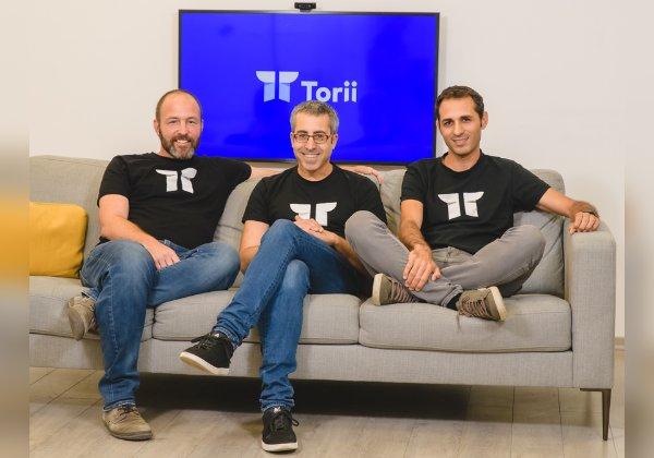 מימין לשמאל: טל ברניצקי, אורי נתיב ואורי הרמתי, מייסדי טורי. צילום: טורי