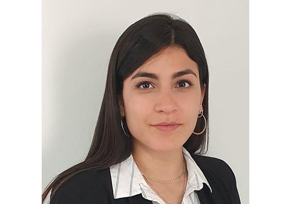 עדן אזולאי, מנהלת תחום פתרונות אבטחת מידע, ויז'ואל סקיוריטי. צילום: מיטל זילבר