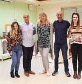 """יוביטק ומיקרוסופט ישראל העניקו תרומה ל""""גן החלומות"""" לילדים חולי סרטן"""