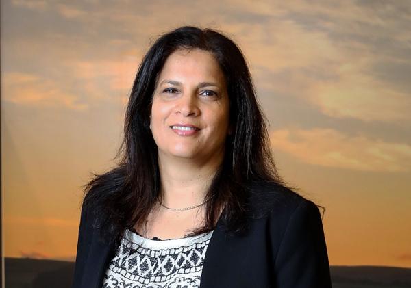 רותי אביאל, מנהלת תחום POWER QUILITY באיטון ישראל. צילום: ניב קנטור