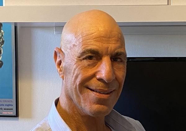 """שמואל שמר, מנכ""""ל עגור מערכות מידע. צילום: פרטי"""