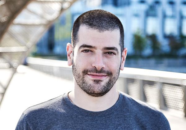 """תום פחיס, מנכ""""ל ומייסד EX.CO. צילום: ססקיה אפנקמפ"""