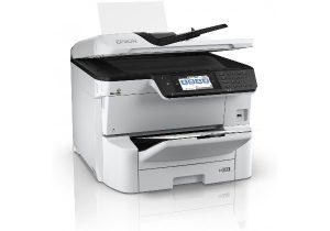 מדפסת Epson. מוכנה מייד להדפסה הראשונה. צילום: אפסון