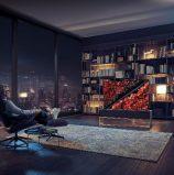 גאדג'Time: הטלוויזיה הנגללת הראשונה – Signature OLED R של LG