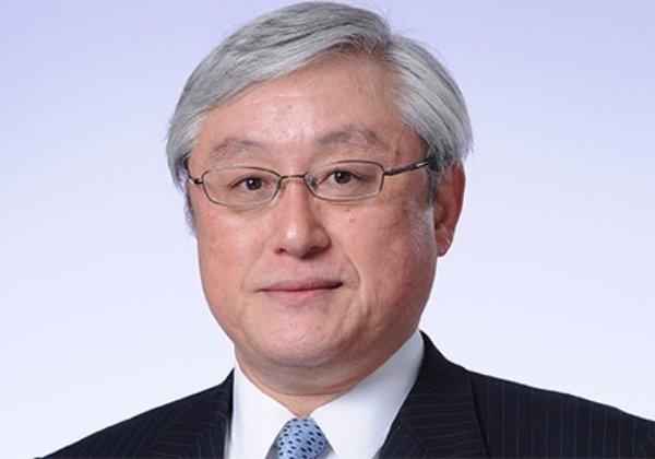 "טושיאקי היגאשיהארה, נשיא ומנכ""ל היטאצ'י. צילום: יח""צ"