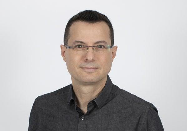 סער בליץ, סמנכ''ל הטכנולוגיות של EMET OEM Solutions מקבוצת אמת מיחשוב. צילום: עינת קזולה