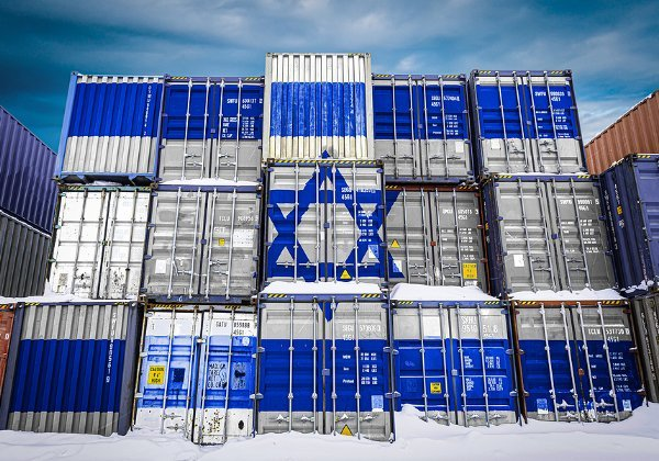 ירד בשיעור של 3% בלבד. הייצוא הישראלי. צילום אילוסטרציה: BigStock