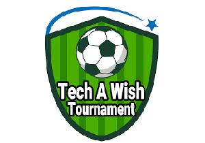 לוגו טורניר Tech A Wish