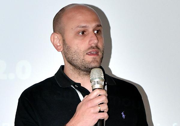 עידו עוזיאל, מנהל צוות מכירות מיד-מרקט ב-HPE ישראל. צילום: שמעון פסחוב