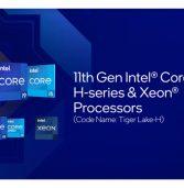 אינטל השיקה את הגרסה החדשה של מעבדי Core-H לביצועים גבוהים