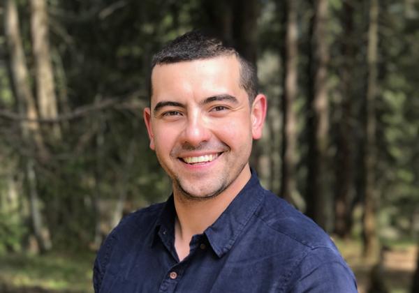 דוד פנודישוילי, מנהל ה-IT באפספלייר. צילום פרטי