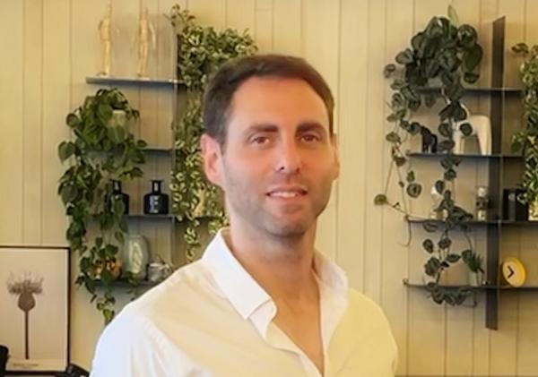 דן ברכוביץ, מייסד LotemX. צילום: קבוצת לוטם