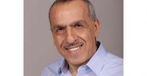 """פרופ' זיאד חנא, סגן נשיא בכיר בקיידנס ומנכ""""ל מרכזי הפיתוח של החברה בישראל, ויו""""ר משותף של המועצה הציבורית של ארגון צופן. צילום: יח""""צ"""
