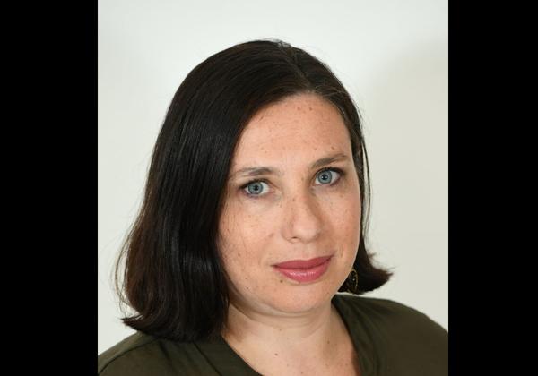 יוליה איתן, ראשת מנהל תעסוקת אוכלוסיות במשרד העבודה והרווחה. צילום: חורחה נובומירסקי