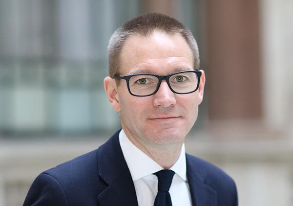 ניל וויגן, שגריר בריטניה בישראל. צילום: שגרירות בריטניה בישראל