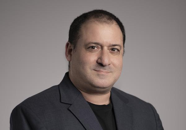 """סטיבן הררי, מנכ""""ל משותף ומייסד אינפיניטי לאבס. צילום: יובל חן"""