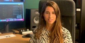 מיה ירון, מנהלת מחלקת ה-Music Media, ארטליסט. צילום: ארטליסט