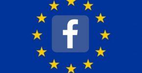 תיחקר באיחוד האירופי. פייסבוק