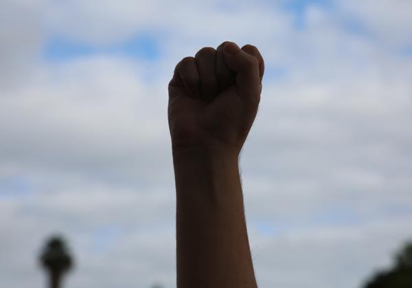 תמיכה במחאת השחורים כן - והתנגדות להרג אזרחים פלסטינים לא? צביעות! צילום אילוסטרציה: BigStock