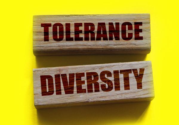 סובלנות ומגוון - דווקא, ובמיוחד, עכשיו. מקור: BigStock