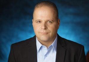 תומר גלאם, ראש עיריית אשקלון. צילום: ראובן קפוצ'ינסקי