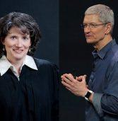 """אפיק גיימז נגד אפל: השופטת """"צלתה"""" את המנכ""""ל, טים קוק"""