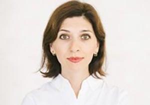 """לנה רוגובין, אנליסטית בכירה לתחום הבריאות הדיגיטלית בסטארט-אפ ניישן סנטרל. צילום: יח""""צ"""