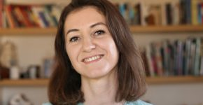 מרינה פולונסקי, ראש קבוצת פיתוח בבנק הדיגיטלי הראשון. צילום פרטי