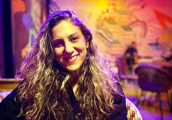 נגה תבור, מנהלת מוצר בפייסבוק ישראל. צילום: הילה תבור