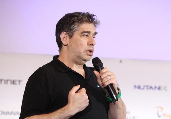 """ניר צוק, מייסד וסמנכ""""ל הטכנולוגיות של פאלו אלטו. צילום: ניב קנטור"""