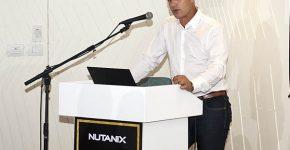 """מסכם שנה עסקית של נוטניקס. ניר הולנדר, מנהל אגן הים התיכון בנוטניקס. צילום: יח""""צ"""